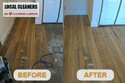 Expert Floor Sanding Services London