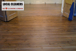 Professional Floor Sanding in London