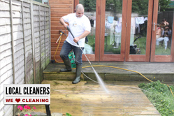 Professional Jet Washing Company in Clapham