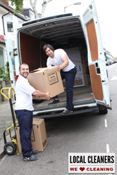 Home Removals in Clapham