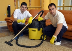 Professional carpet cleaning services in SE10