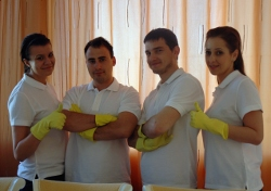 My Cleaners Barnes is always ready to help you with your house cleaning tasks.